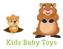 Kids Baby Toys Logo